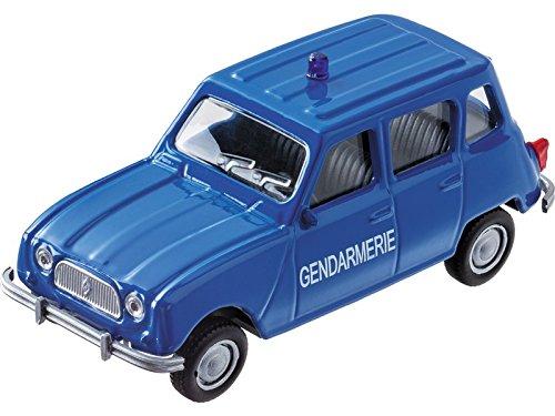 MONDO Diecast 1:43 Vintage Security Gendarmerie Renault 4L 53189