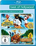 Best of Hollywood - 2 Movie Collector's Pack 8 (Jagdfieber / Könige der Wellen) [Blu-ray]