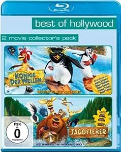 Best of Hollywood - 2 Movie Collector's Pack 8 (Jagdfieber / Könige der Wellen) [Blu-ray]