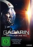 DVD Cover 'Gagarin - Wettlauf ins All