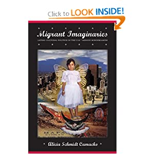 Migrant Imaginaries: Latino Cultural Politics in the U.S.-Mexico Borderlands (Nation of Newcomers: Immigrant... by Alicia R. Schmidt Camacho