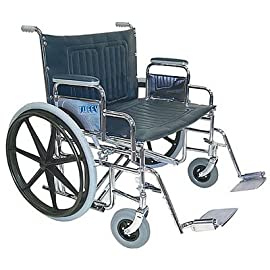 Tuffy Bariatric Wheelchair 22