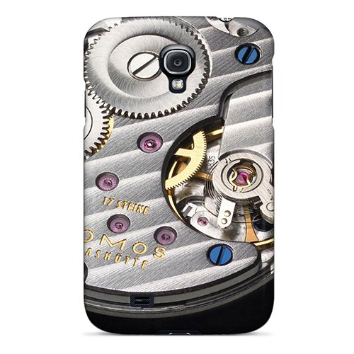 New Nomos Tpu Case Cover, Anti-Scratch Anne Marie Harrison Phone Case For Galaxy S4 front-960921