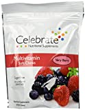 Celebrate Multivitamin Soft Chews Berry 60 count