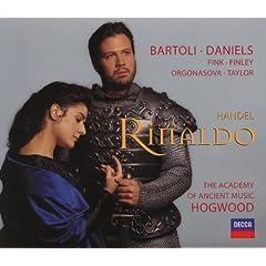 Handel: Rinaldo / Act 1 - Recitativo: Infra dubbi di Marte
