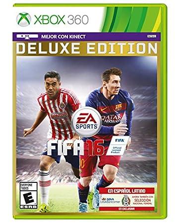 FIFA 16 (Deluxe Edition) - Xbox 360