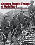 GERMAN ASSAULT TROOPS OF WWI
