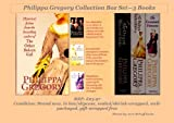 Philippa Gregory Historical Fiction From the Bestselling Author of the Boleyn Girl PHILIPPA GREGORY BOX SET COLLECTION : 3 BOOKS 1. The Other Boleyn Girl 2. The Boleyn Inheritance 3. The Constant Princess (RRP:£23.97)