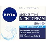 NIVEA Visage Regenerating Night Cream - 50 ml