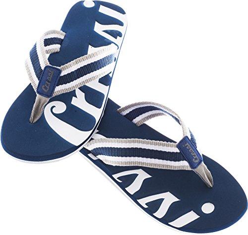 Cressi Zehensandale Portofino VB957539 Unisex - Erwachsene Swim, blau, 39