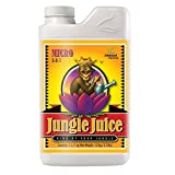 Advanced Nutrients Jungle Juice Micro Fertilizer, 1-Liter (Tamaño: 1 Liter)