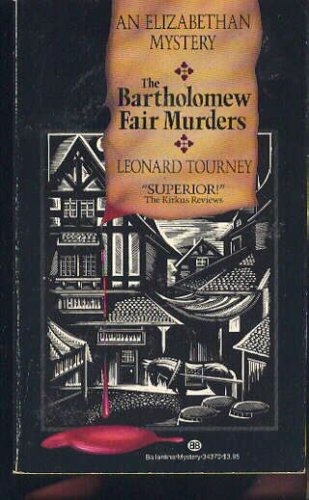 Image for The Bartholomew Fair Murders