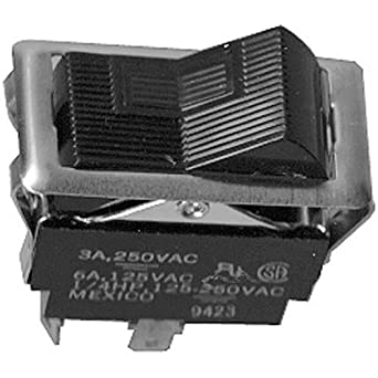 Amazon.com: BUNN-O-MATIC COFFEE BREWER ROCKER SWITCH 3357: Industrial & Scientific