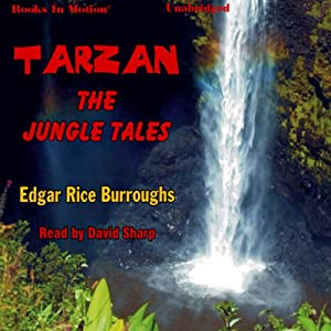 Tarzan: The Jungle Tales Audiobook