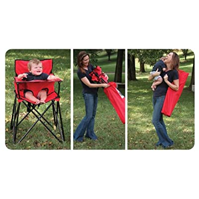Rivalry Distributing RIV-RV271-1700 Michigan Wolverines NCAA Ultimate Travel Child High Chair