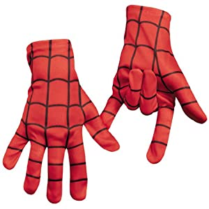 Ultimate Spider-Man Classic Child Gloves