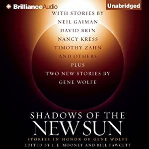 Shadows of the New Sun Audiobook