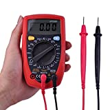 Ulincos® Digital Multimeter UNI-T UT33D Amp / Ohm / Volt Meter Multi Tester Diode and Continuity Test