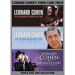 Cohen, Leonard - Three Card Trick