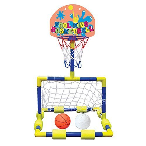Poolmaster 72592 Pool Kids Water Basketball / Polo by Poolmaster