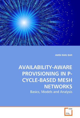 Availability-Aware Provisioning in P-Cycle-Based Mesh Networks