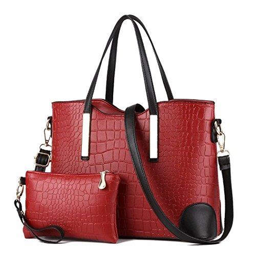 imaysontm-womens-kingly-elegant-mature-fashionable-leather-handbag-shoulder-bagred