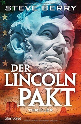 Berry, Steve: Der Lincoln-Pakt