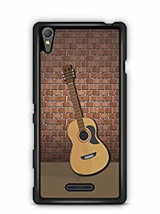 YuBingo The Acoustic Designer Mobile Case Back Cover for Sony Xperia T3