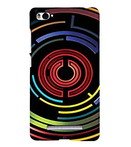 Ebby Premium Printed Mobile Back Case Cover With Full protection For Xiaomi Mi 4i (Designer Case)