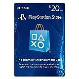 PlayStation Store Gift Card $20 (輸入版:北米)