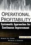 img - for Operational Profitability: Systematic Approaches for Continuous Improvement book / textbook / text book