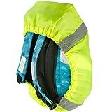 Schulranzen-Schutzhülle Regenhaube mit Reflektorstreifen 25...
