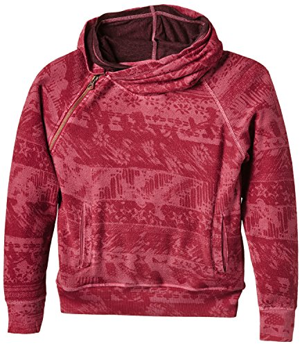 PETROL INDUSTRIES - Sweat Hooded, Felpa per bambine e ragazze, rosa (holly berry), 8 anni (128 cm)