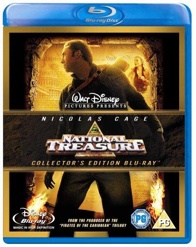 National Treasure / Сокровище нации (2004)