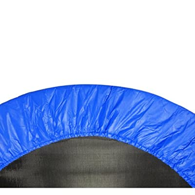 Upper Bounce Round Trampoline Safety Pad Spring Cover from Upper Bounce