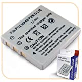 PremiumDigital FUJIFILM FinePix F610 Replacement Camera Battery