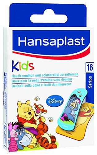 Hansaplast Winnie Puuh Pflaster Kinder, 2er Pack (2 x 16 Stück)