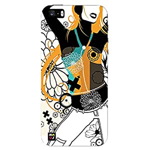 MAUj Modern Style Back Cover for Apple i-phone 5s