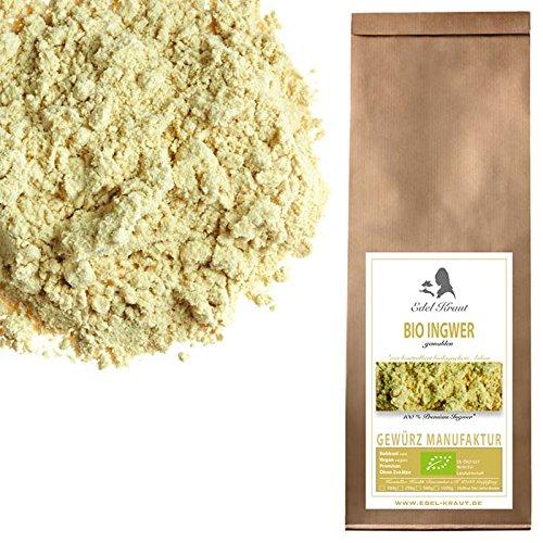 EDEL-KRAUT-BIO-INGWER-GEMAHLEN-Premium-Ginger-Powder-Organic-500g