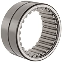 "4 5//8/"" x 1-3//8/"" x 1//2/"" length through bore Flanged unground wheel bearing"