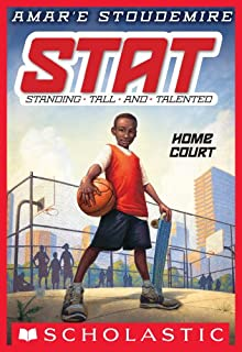 Book Cover: STAT #1: Home Court (STAT: Standing Tall and Talented)