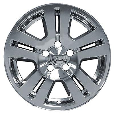 2007-2011 Ford Edge 17-inch Chrome Wheel Skins
