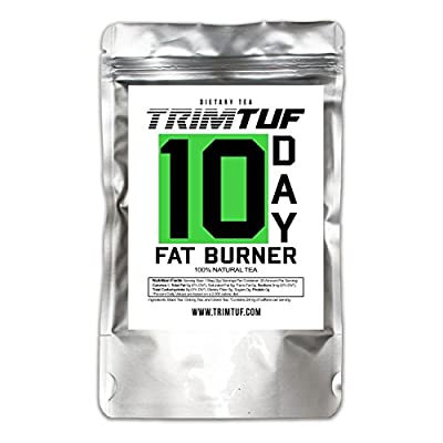 Trimtuf 10 Day Fat Burner MENS