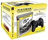 echange, troc Pack Dual Shock PS3 + GT5 Prologue Platinum