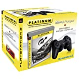 Pack Dual Shock PS3 + GT5 Prologue Platinumpar Sony Computer