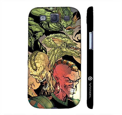 Enthopia-Graphic India: Ramayan - Demon 02 - Samsung Galaxy S3 Case GD0275