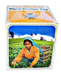 セイロン紅茶 ティープラッカー250g (スリランカ紅茶局公認マーク付)ディンブラ産オレンジペコー