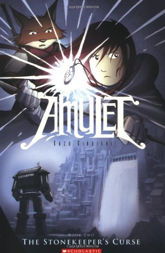 The Stonekeeper's Curse (Amulet #2) (Amulet 1 compare prices)