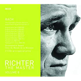 Richter The Master - Bach (2 CDs)