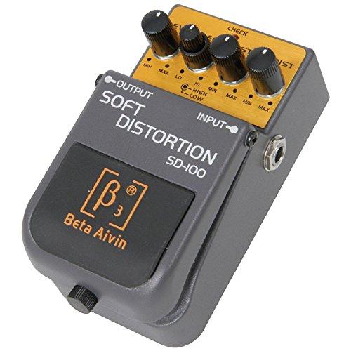 Chord SD-100 pedale di distrosione soft
